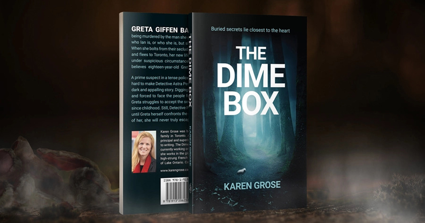 The Dime Box by Karen Grose.