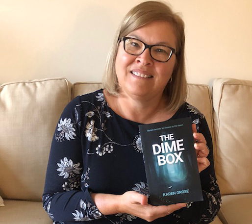 Reading The Dime Box by Karen Grose