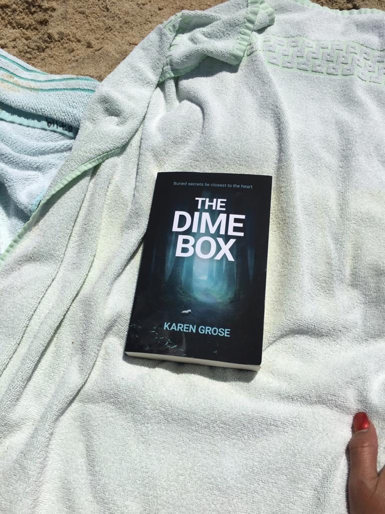 The Dime Box is a great beach read!
