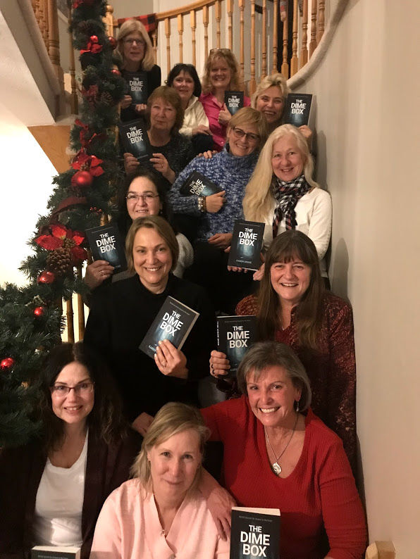 The Dime Box - A book club read!