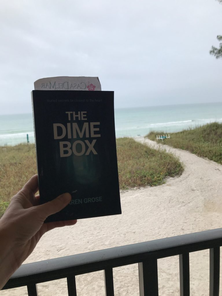Reading The Dime Box in Florida