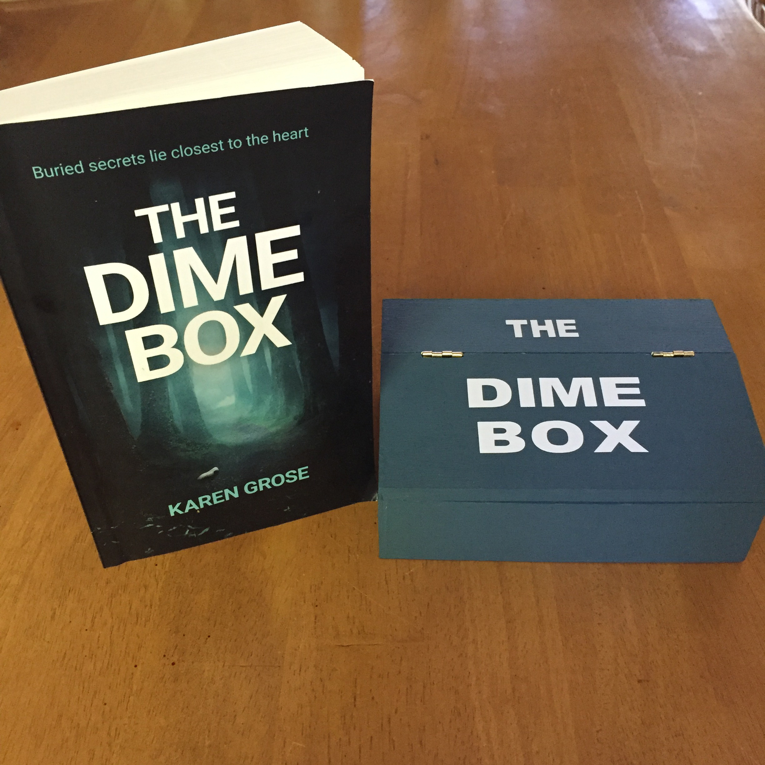 A gift of The Dime Box